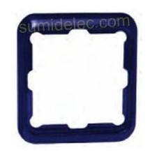Marco 1 elemento azul cobalto serie 75 Simon 75610-64