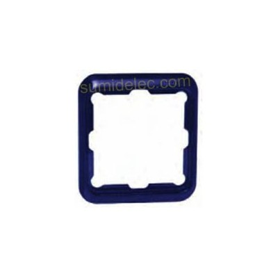 Marco 1 elemento azul cobalto serie...