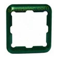 Marco 1 elemento verde serie 75 Simon 75610-65