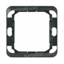 Pieza intermedia marco marron serie 75 Simon 75901-39
