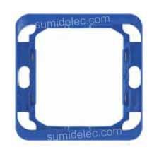 Pieza intermedia azul serie 75 Simon 75904-39