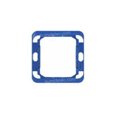 Pieza intermedia azul serie 75 Simon...