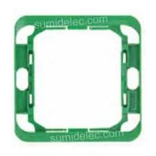 Pieza intermedia verde serie 75 Simon 75905-39