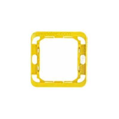 Pieza intermedia amarillo serie 75...