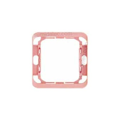 Pieza intermedia rosa serie 75 Simon...