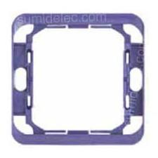 Pieza intermedia lila serie 75 Simon 75912-39