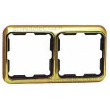 Marco 2 elementos oro serie 75 simon 75620-66