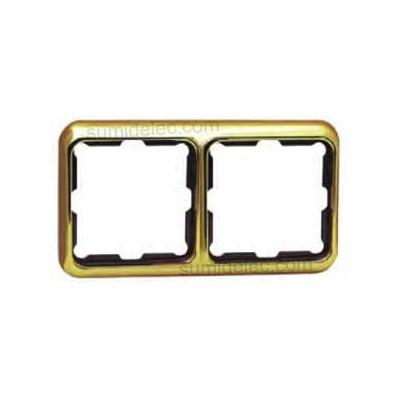 Marco 2 elementos oro serie 75 simon...