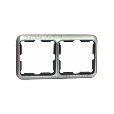 Marco 2 elementos aluminio serie 75...