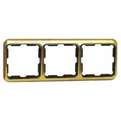 Marco 3 elementos oro serie 75 simon...