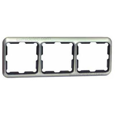 Marco 3 elementos aluminio serie 75...