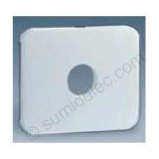 Tapa pulsador conmutador llave aluminio 75057-33 simon 75