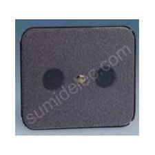 Tapa toma r-tv grafito 75053-38 serie 75 simon
