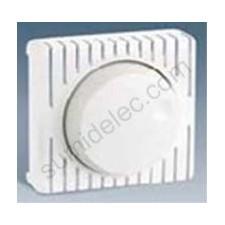 Tapa boton regulador electronico tension blanco serie 75 simon