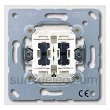 Doble interruptor control 505 kou5 serie ls990 jung