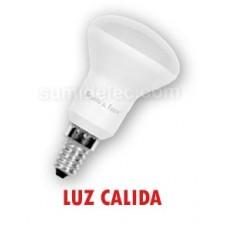 Bombilla LED R-50 Samsung luz cálida E14