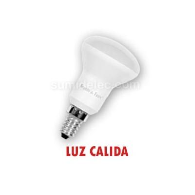 Bombilla LED R-50 Samsung luz cálida E14 Beneito & Faure 5920731-N