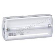 Luz de emergencia 110 lumenes 661702 serie ura21 legrand