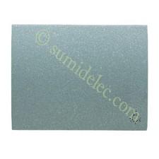Tecla para pulsador simbolo luz 8404.2ga gris artico olas niesse