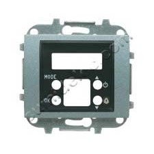 Tapa Reloj-Despertador-Termometro 8449.5ga gris artico Niessen