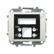 Tapa termostato digital 8440.5bl blanco jazmin Olas Niessen