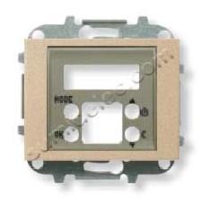 Tapa termostato digital 8440.5ar arena Olas Niessen