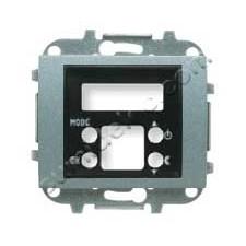 Tapa termostato digital 8440.5ga gris artico Olas Niessen