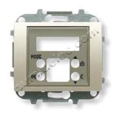 Tapa termostato digital 8440.5 cs cobre saten Olas Niessen