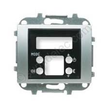 Tapa termostato digital 8440.5 tt titanio Olas Niessen
