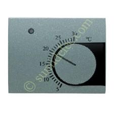 Tapa termostato calefaccion 8440ga gris artico Olas Niessen
