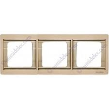 Marco 3 elementos horizontal arena 8473.1ar serie Olas Niessen