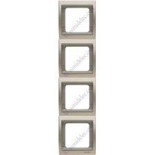 Marco 4 elementos vertical cobre saten 8474cs serie Olas Niessen