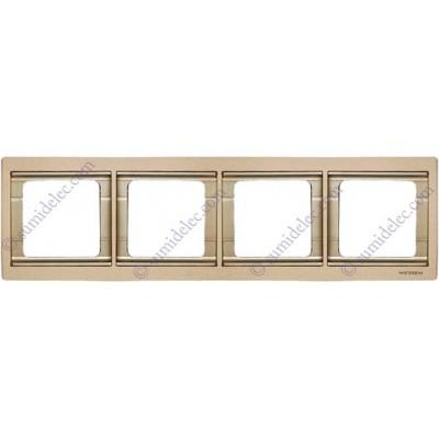 Marco 4 elementos horizontal arena...
