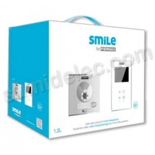 "Videoportero Fermax Smile kit 2 líneas 5062 digital 3,5"" color"