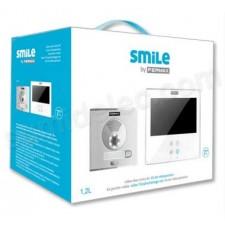 """Videoportero Fermax Smile kit 2 líneas 5072 digital táctil 7"""""""
