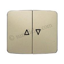 Tecla interruptor pulsador persianas champan 8244ch Arco