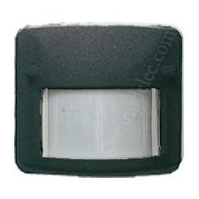 Sensor detector movimiento infrarrojo antracita 82411an Arco