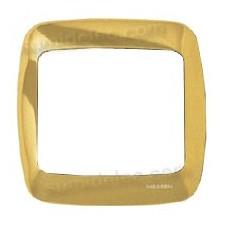 Marco 1 elemento oro 8371OR Arco Moderno Niessen
