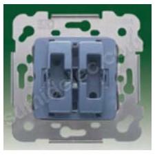Doble interruptor persianas 18569 Mega Iris Aura Magna BJC