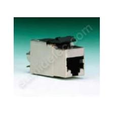 Conector modular RJ45 apantallado 3176 Iris Aura Magna Mega Bjc