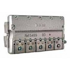 Repartidor 8D 5/2400MHz 14/16dB 5489 Televes