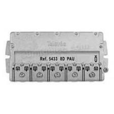 Repartidor 8 salidas conector EasyF 14/16dB 5433 televes