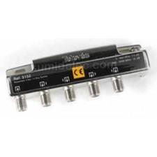 Repartidor 4 salidas 7.5/10dB 5/2400MHz 5152 televes