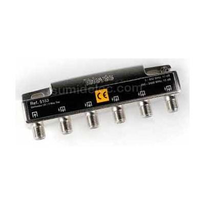 Repartidor distribuidor 5D 10/12dB...