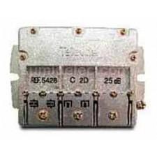 Derivador conector easyF 2D plantas 7-12 542802 televes
