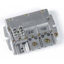 Derivador plantas 2-3 4D conector easyF televes 544502