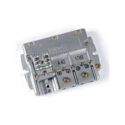 Derivador plantas 2-3 4D conector...