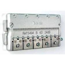 Derivador 6 direcciones 5494 televes tipo B-plantas 4-5