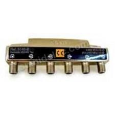 Derivador 4 salidas interior plantas 4-5 televes 514310