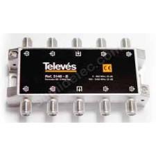 Derivador televes interior 8 direcciones plantas 4-6 5148